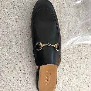 Gucci Shoes - Gucci Leather Horsebit slipper